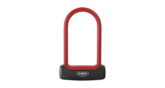 ABUS Granit Plus Cykellås 640/135HB150 rød